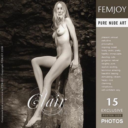 Clair - `Fairy-Tale` - by Stefan Soell for FEMJOY