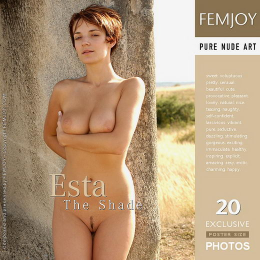 Esta - `The Shade` - by Fred Klein for FEMJOY