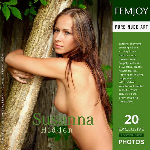 Susanna - `Hidden` - by Fred Klein for FEMJOY