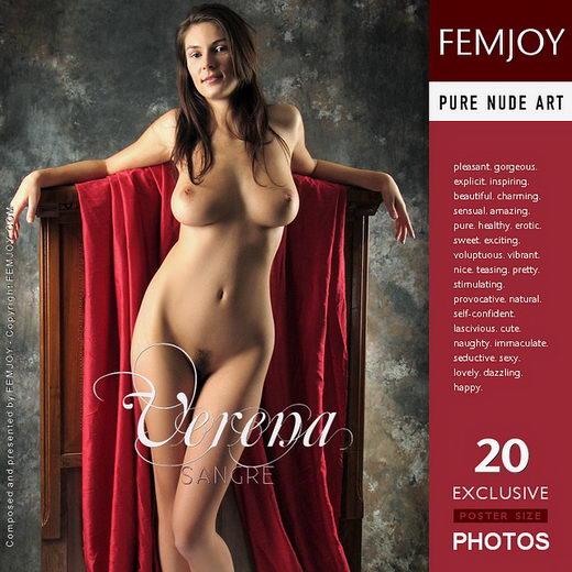 Verena - `Sangre` - by Stefan Soell for FEMJOY