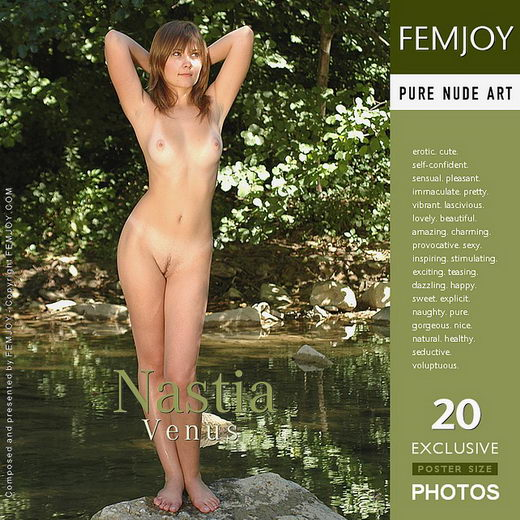 Nastia - `Venus` - by Slava Firsanov for FEMJOY