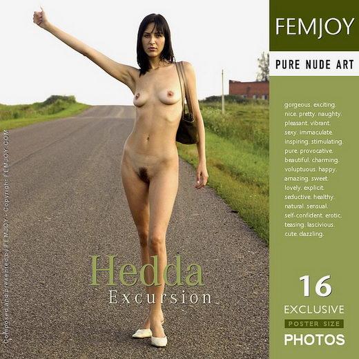 Hedda - `Excursion` - by Alexander Lobanov for FEMJOY