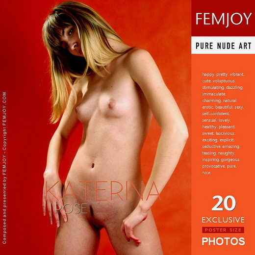 Katerina - `Pose` - by Volkov for FEMJOY
