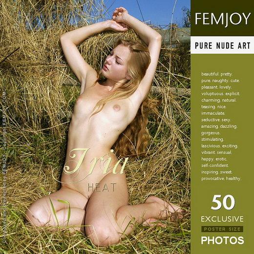 Iria - `Heat` - by Maltcev for FEMJOY