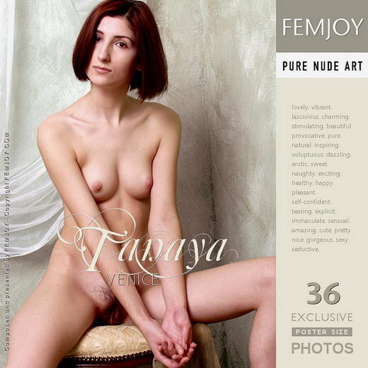 Tanaya in Venice gallery from FEMJOY by Vic Truman