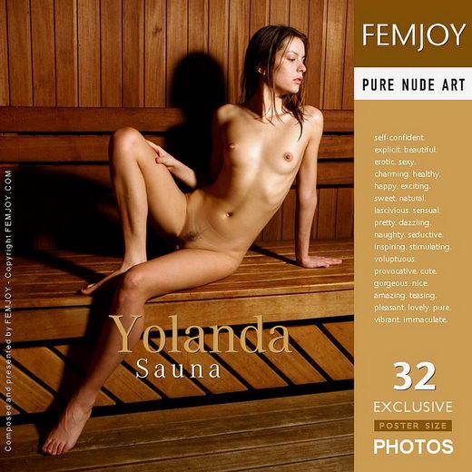 Yolanda - `Sauna` - by Tokko for FEMJOY