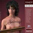 Sabrina - Framed