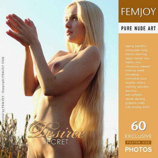 Desiree - `Secret` - by Klimer for FEMJOY