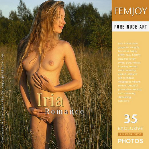 Iria - `Romance` - by Maltcev for FEMJOY