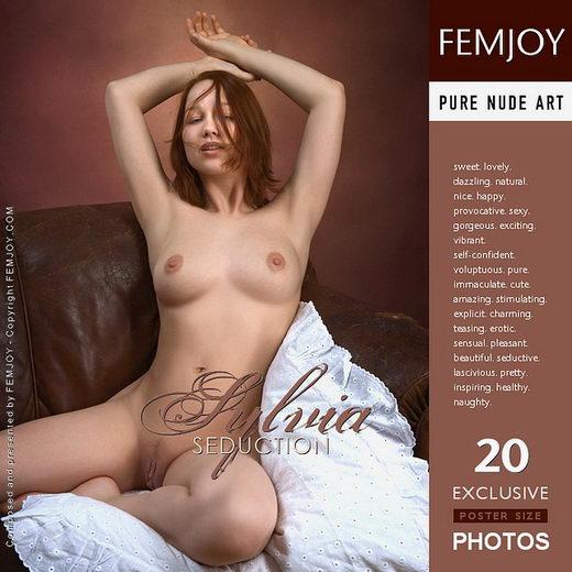 Sylvia - `Seduction` - by Stefan Soell for FEMJOY