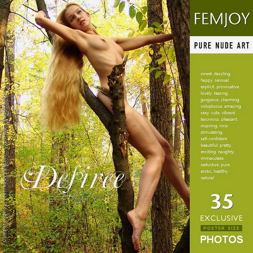 Desiree - `Eternity` - by Klimer for FEMJOY