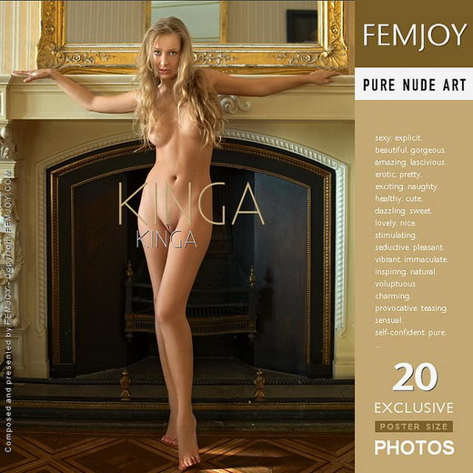 Kinga - `Kinga` - by Stefan Soell for FEMJOY