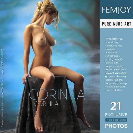 Corinna - `Corinna` - by Stefan Soell for FEMJOY
