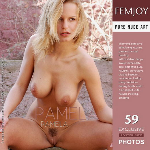 Pamela - `Pamela` - by Martin Krake for FEMJOY