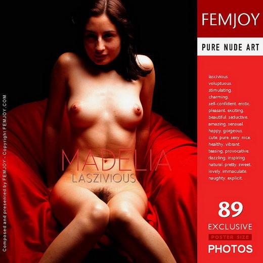 Madelia - `Laszivious` - by Tadeuz Jalocha for FEMJOY