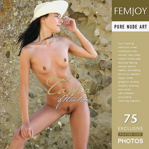 Tasha - `Atlantica` - for FEMJOY