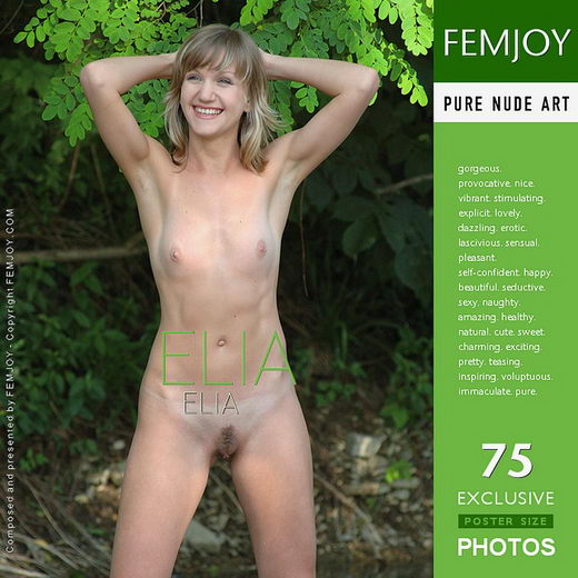 Elia - `Elia` - by Rustam Koblev for FEMJOY
