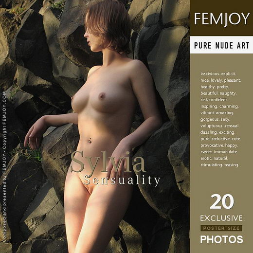 Sylvia - `Sensuality` - by Stefan Soell for FEMJOY