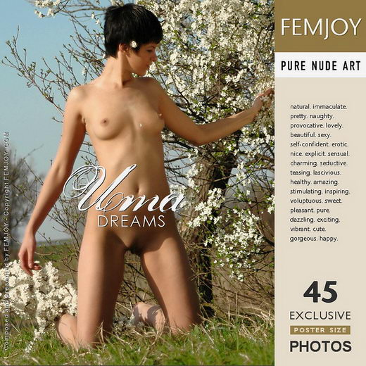 Uma - `Dreams` - by Rustam Koblev for FEMJOY