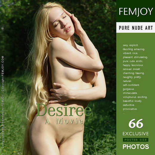 Desiree - `A Movie` - by Arev for FEMJOY