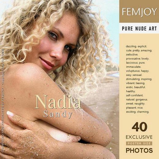 Nadia - `Sandy` - for FEMJOY