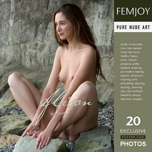 Alison - `Swan` - by Stefan Soell for FEMJOY