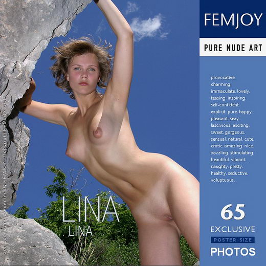 Lina - `Lina` - by Valery Anzilov for FEMJOY