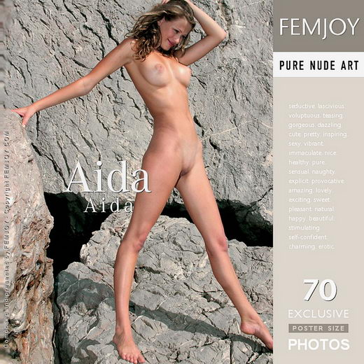 Aida - `Aida` - by Valery Anzilov for FEMJOY