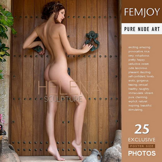 Helena - `Sculpture` - by Stefan Soell for FEMJOY