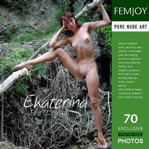 Ekaterina - `The Legs` - by Valery Anzilov for FEMJOY