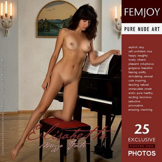 Elisabetta - `Mezzo Forte` - by Stefan Soell for FEMJOY
