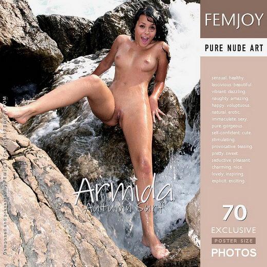 Armida - `Autumn Surf` - by Valery Anzilov for FEMJOY