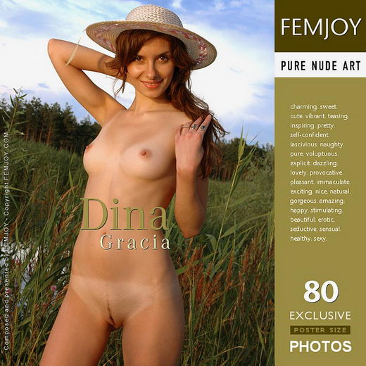 Dina - `Gracia` - by V Vovk for FEMJOY