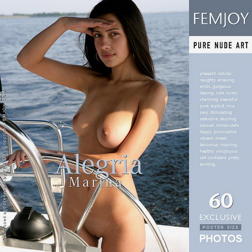 Alegria - `Marina` - by Stripy Elephant for FEMJOY