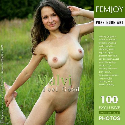 Malvi - `Feel Good` - by Vic Truman for FEMJOY