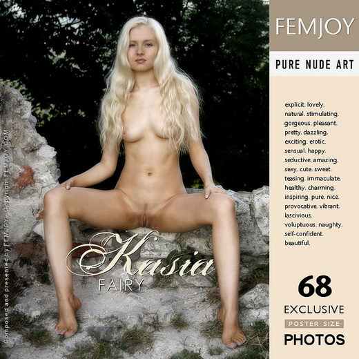 Kasia - `Fairy` - by Miragette for FEMJOY