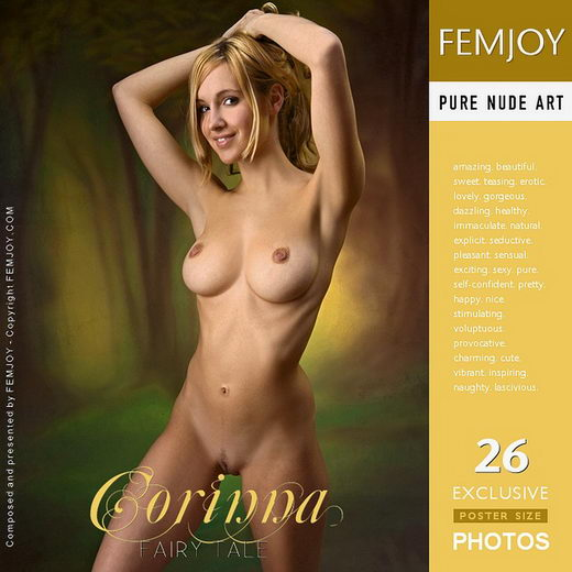 Corinna - `Fairy Tale` - by Stefan Soell for FEMJOY