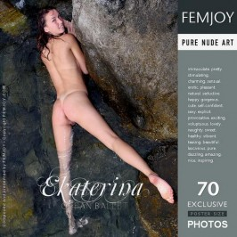 Ekaterina  from FEMJOY