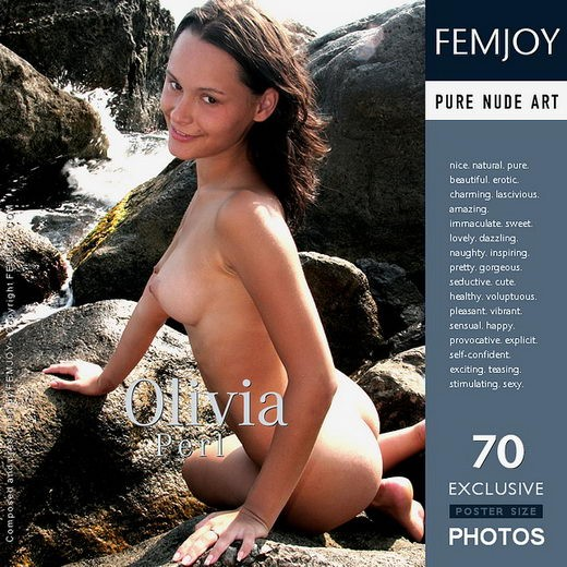 Olivia - `Perl` - by Valery Anzilov for FEMJOY