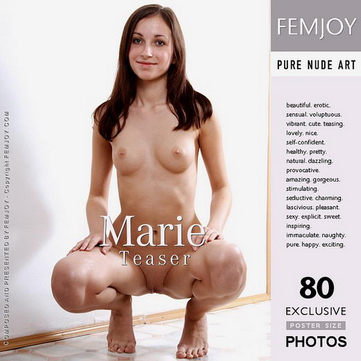 Marie - `Teaser` - for FEMJOY