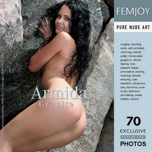 Armida - `Granite` - by Valery Anzilov for FEMJOY