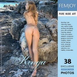 Kinga  from FEMJOY