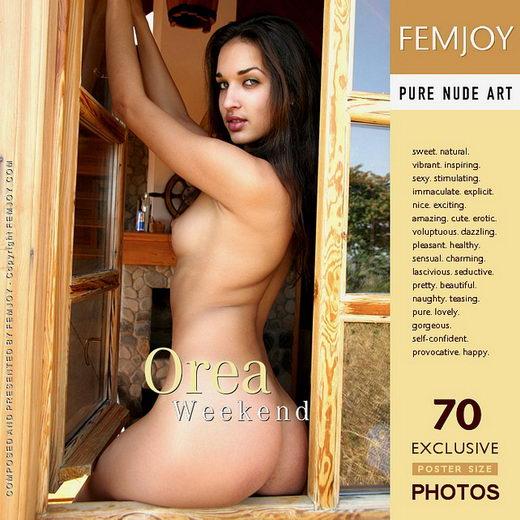 Orea - `Weekend` - for FEMJOY
