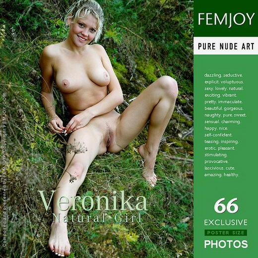 Veronika - `Natural Girl` - by Azazel for FEMJOY