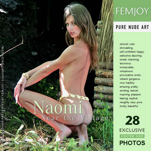 Naomi - `Near the Village` - for FEMJOY