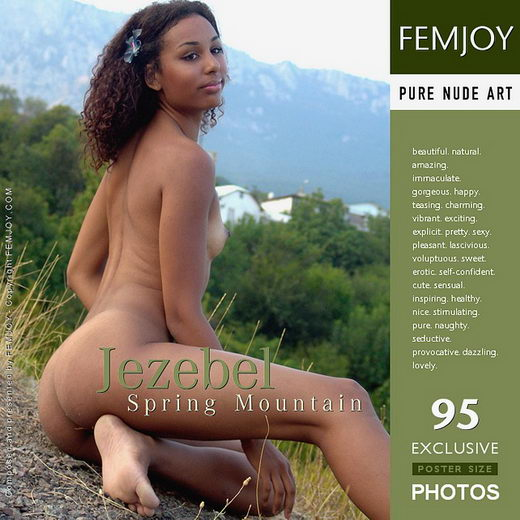 Jezebel - `Spring Mountain` - by Arev for FEMJOY