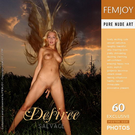 Desiree - `Salvage` - by Arev for FEMJOY