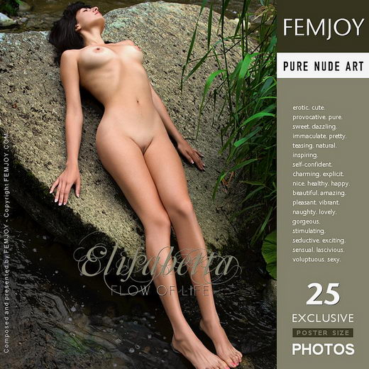 Elisabetta - `Flow of Life` - by Stefan Soell for FEMJOY