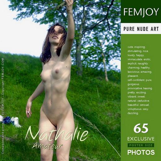 Nathalie - `Amateur` - by Alexander Lobanov for FEMJOY