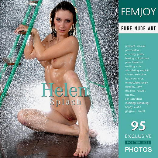 Helen - `Splash` - by Vlad M for FEMJOY
